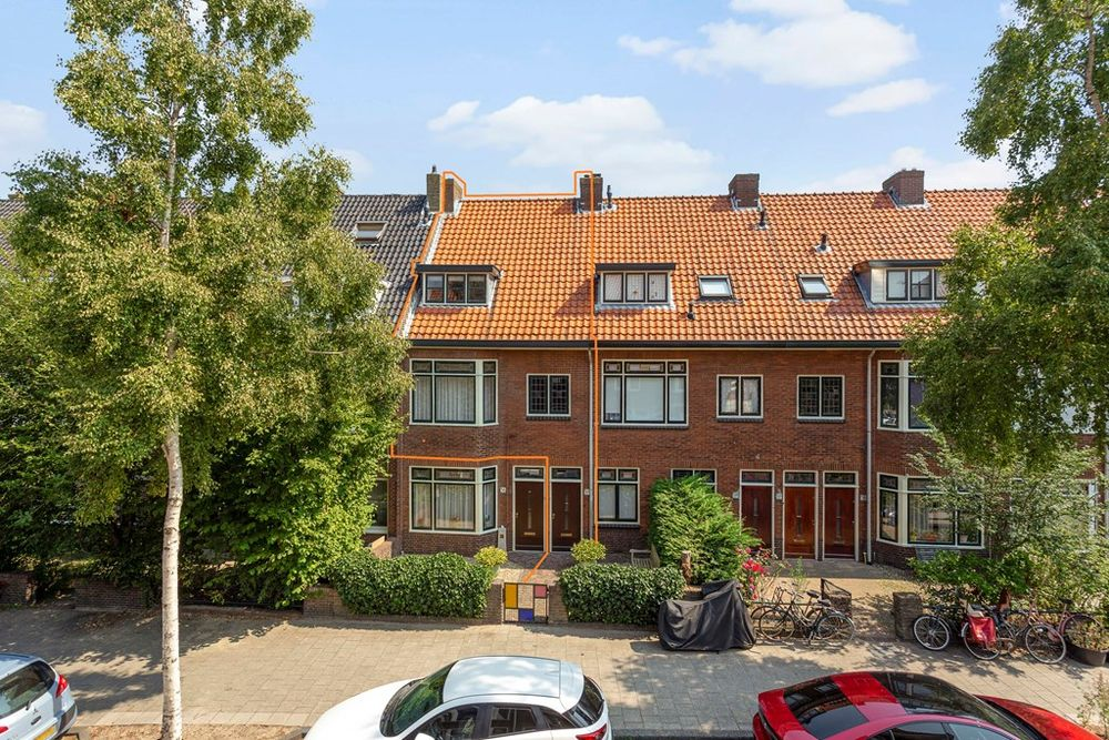 Van Het Hoffstraat 36A, Leiden