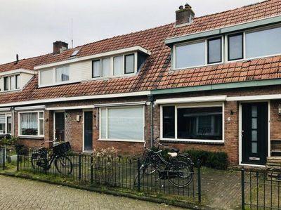 Honthorststraat, Leeuwarden