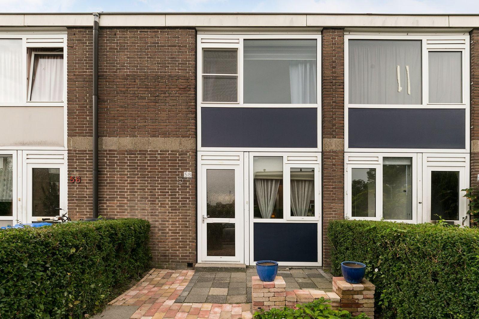 Tieflandstraat 58, Hoogvliet Rotterdam