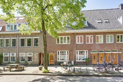 Newtonstraat 13, Amsterdam