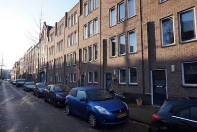 Korenaarstraat, Rotterdam