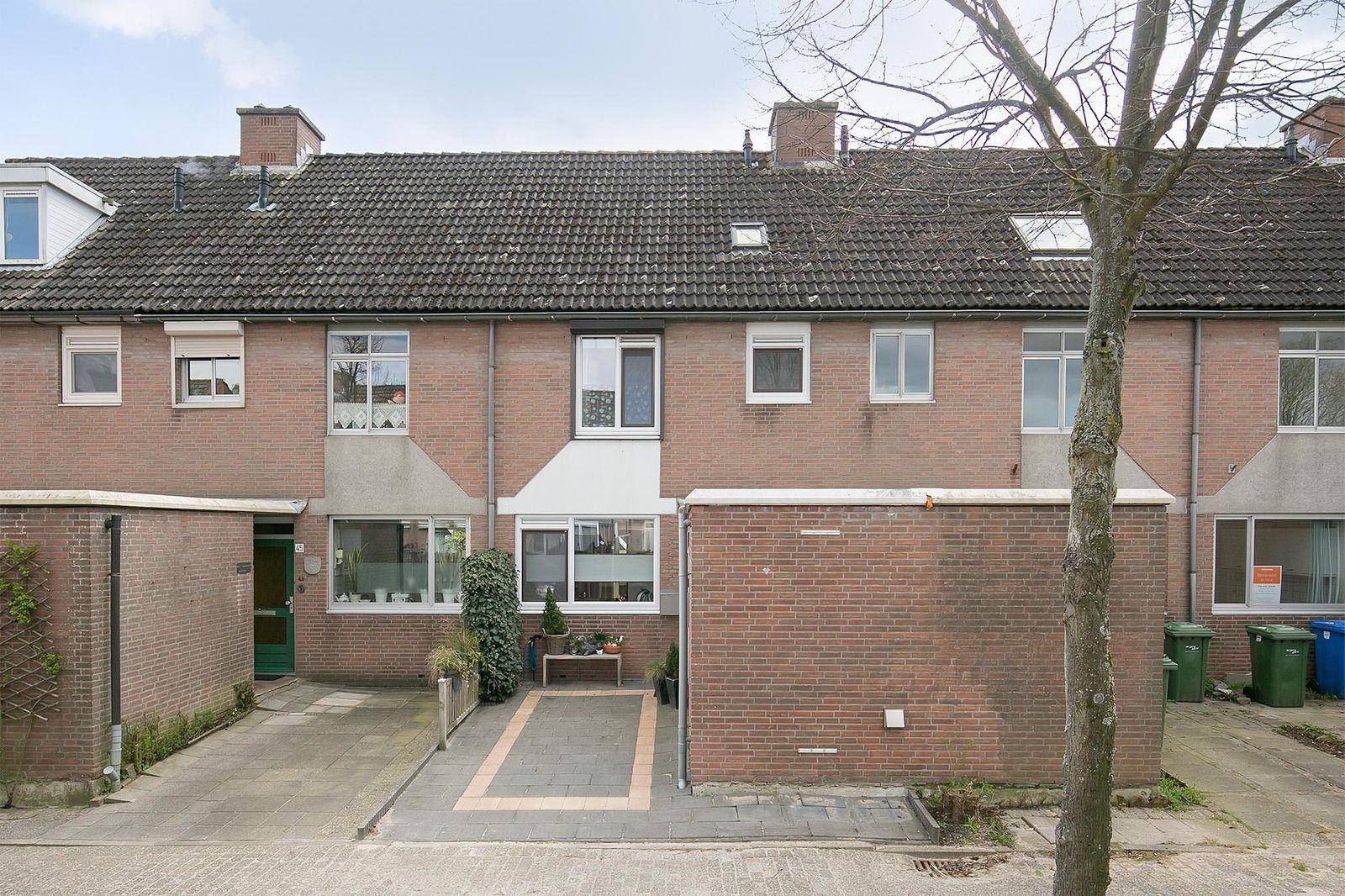 Reiger 47, Hoogvliet Rotterdam