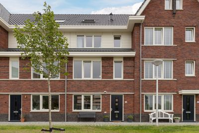 Hendrick Avercampstraat 18, Alphen Aan Den Rijn