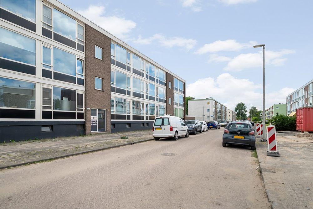 Van Wijngaardenlaan 58, Rotterdam