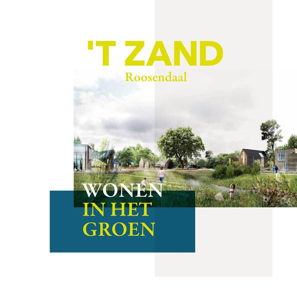 't Zand (kavel 8) 0-ong, Roosendaal
