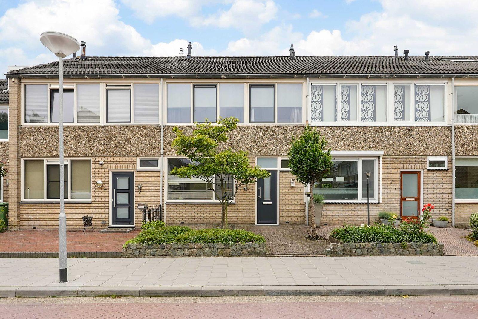 Spaarnestraat 11, Oost-souburg
