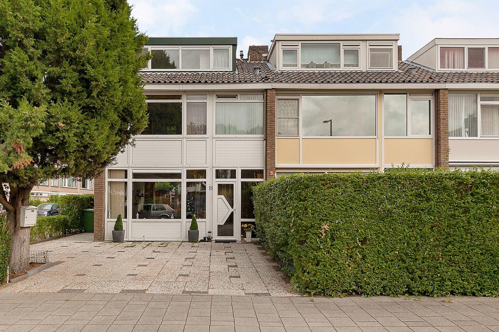 Dickensstraat 18, Rotterdam