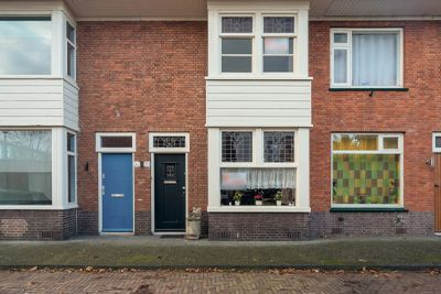 Spakenburgsestraat 51, Den Haag