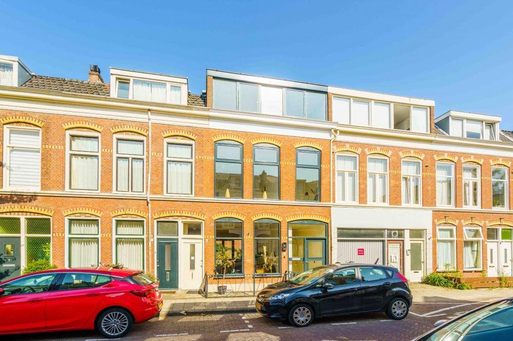 Saenredamstraat 43, Haarlem