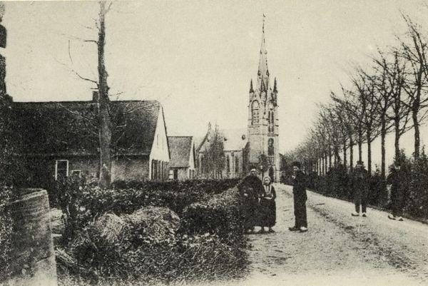 Kerklaan 3, Blaricum
