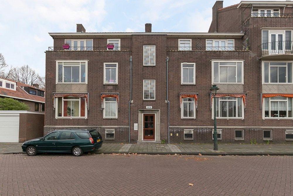 Jacob van Ruysdaelstraat, Den Bosch