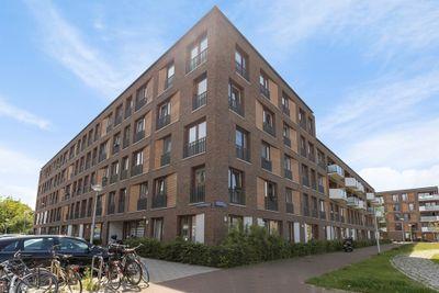 Suze Robertsonstraat, Amsterdam