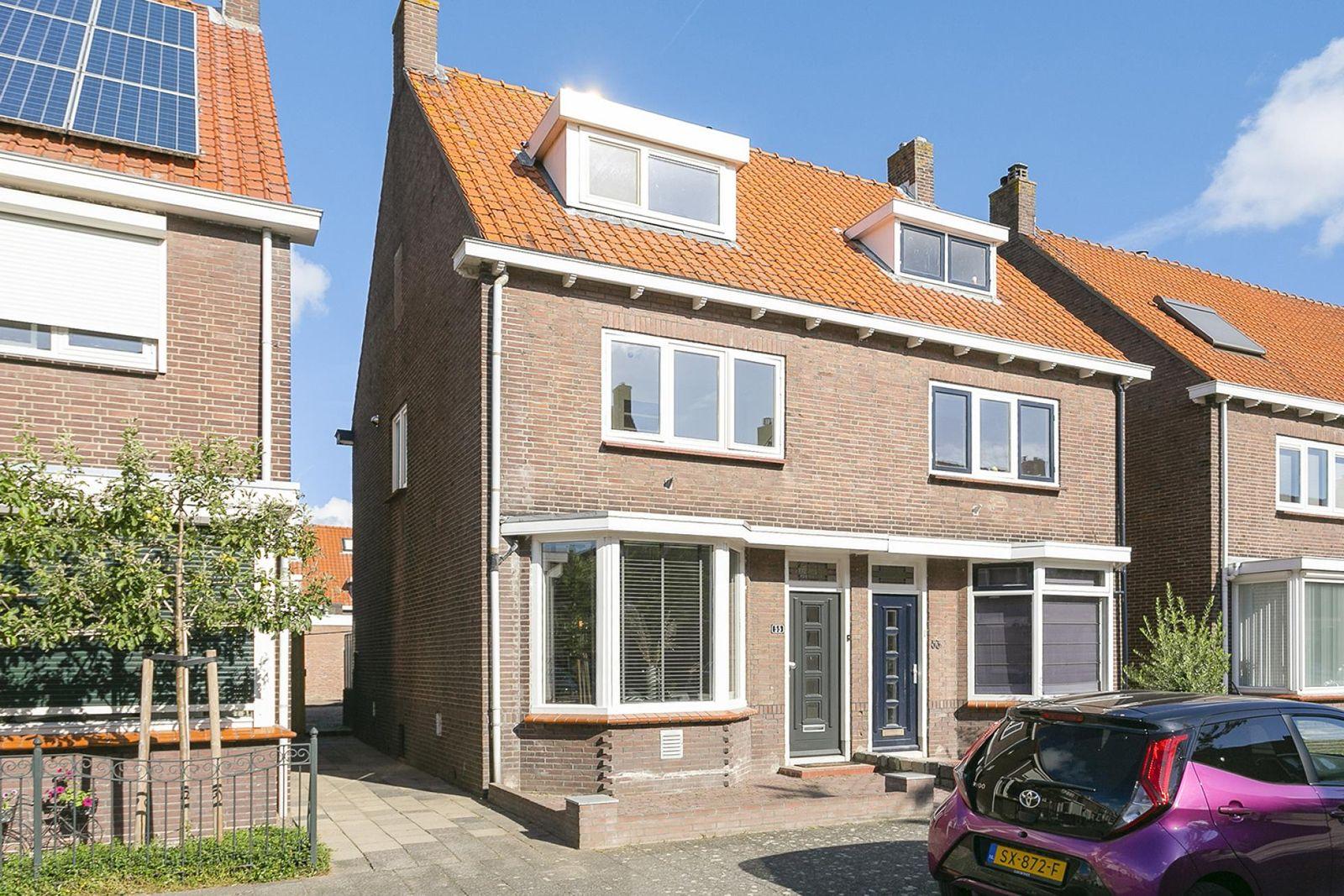 Oranjestraat 55, Sliedrecht