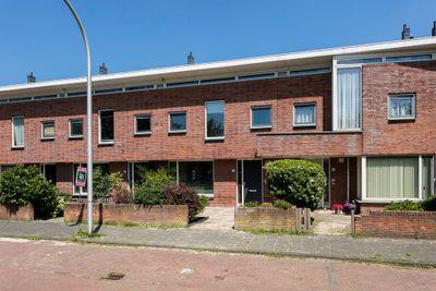 Wethouder Fischerplantsoen 7, Den Haag