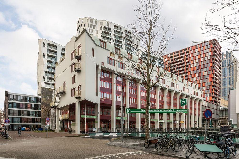 Mauritsplaats, Rotterdam