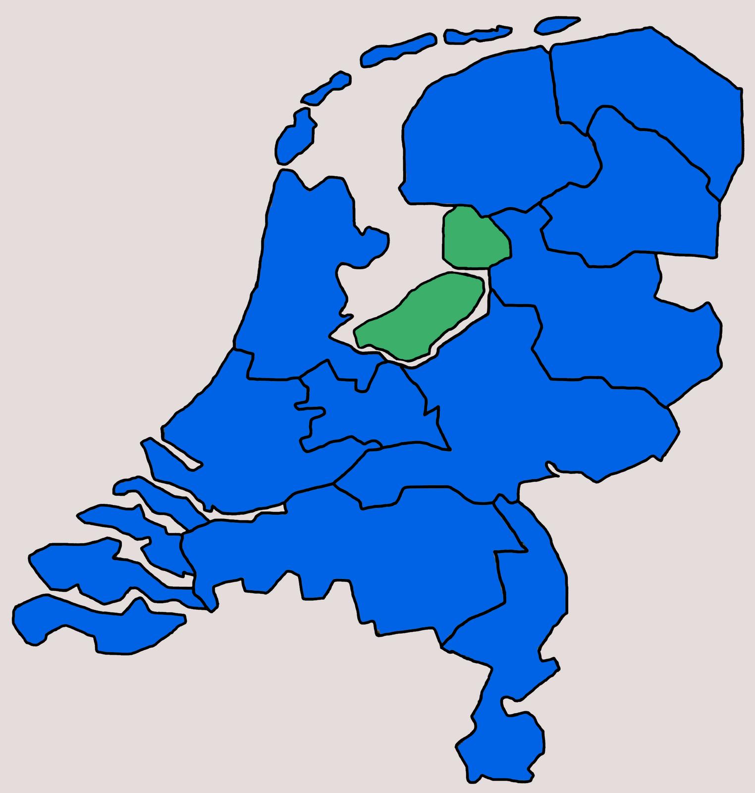 Beschikbare kavels Flevoland 1, Biddinghuizen