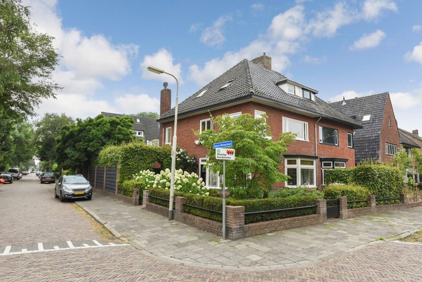 Saksen Weimarlaan 85, Breda
