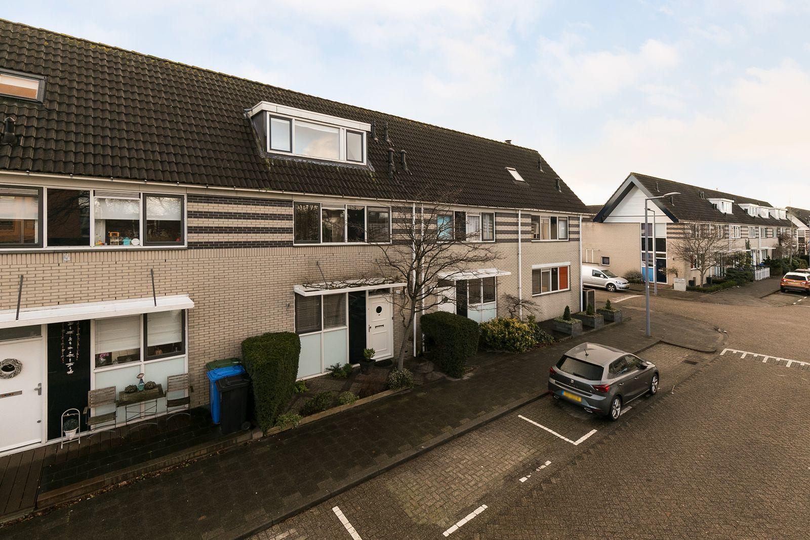 Dirkje Goedhartstraat 20, Rotterdam