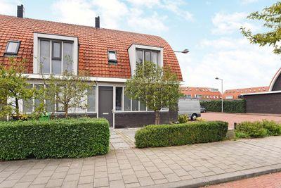 Cor Spaanslaan 72hoek, Den Haag