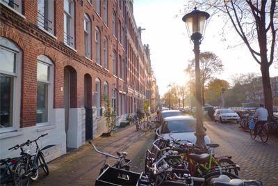 De Wittenkade 27H, Amsterdam