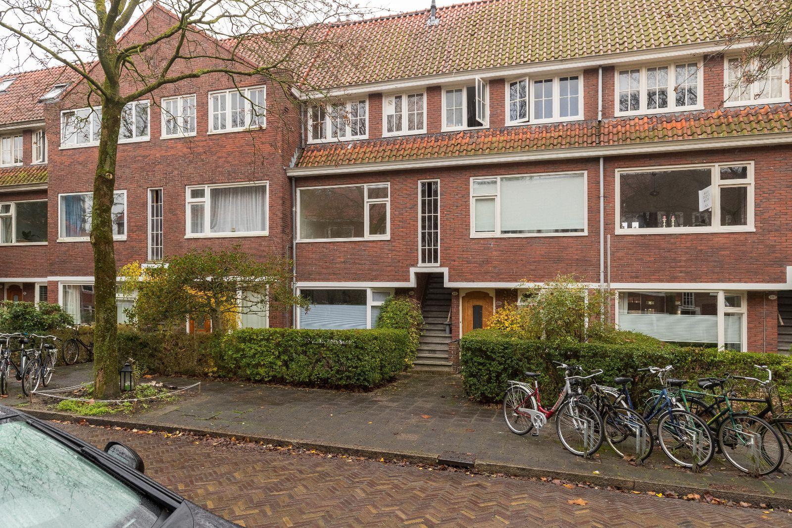Van Speykstraat 38A, Groningen