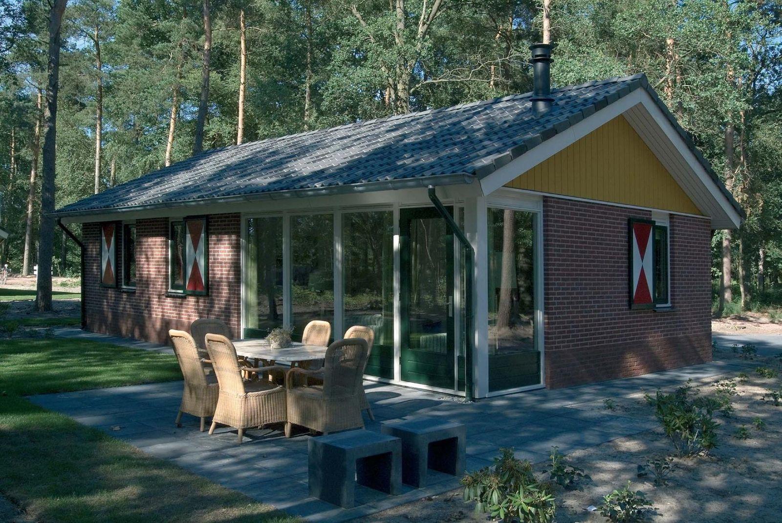 Bospark Lunsbergen type Flintenbos 291, Borger