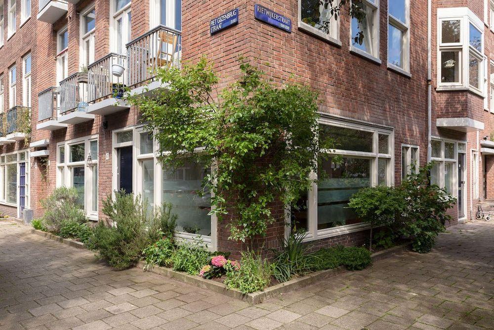 Piet Gijzenbrugstraat 47, Amsterdam
