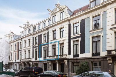 Pieter Cornelisz. Hooftstraat 155-I, Amsterdam