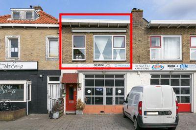 Borskistraat 3-A rood, Haarlem