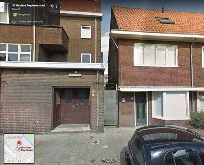 Nicolaas Ruychaverstraat, Utrecht