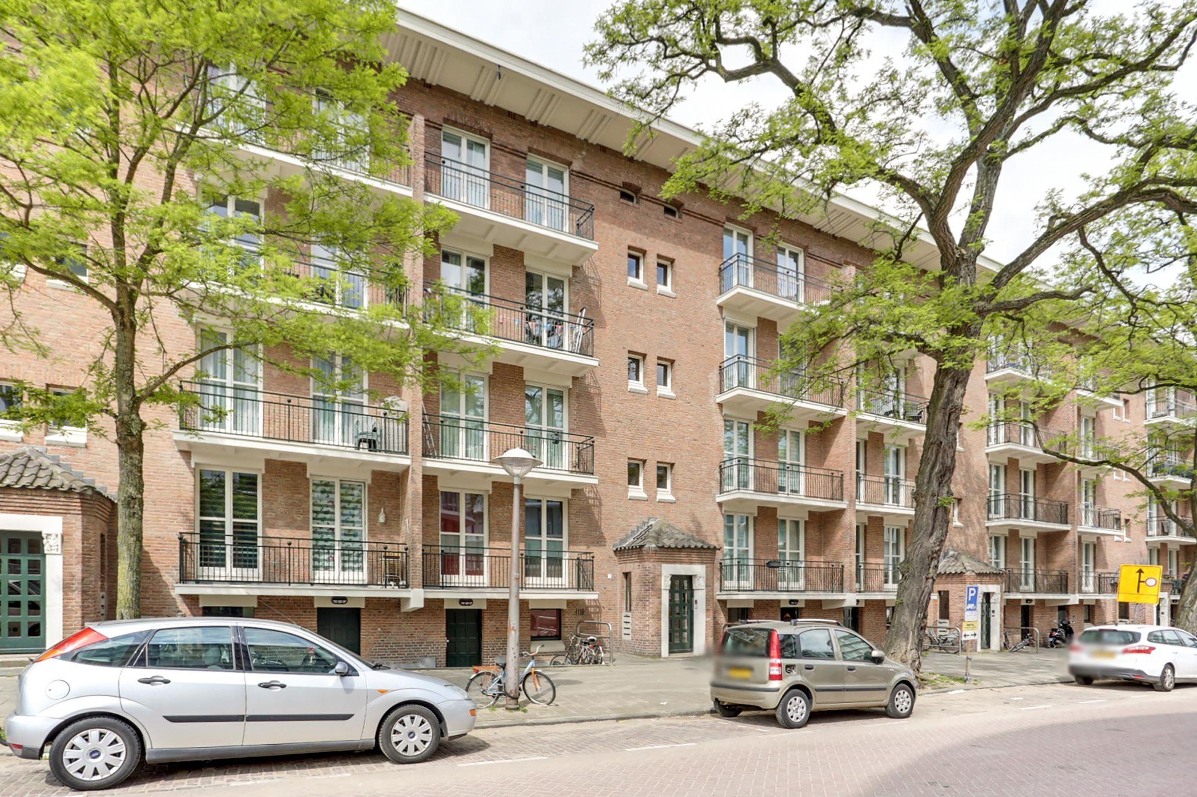 Jan van Schaffelaarplantsoen 9, Amsterdam