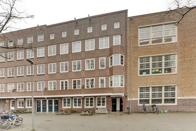 Valentijnkade 60III, Amsterdam