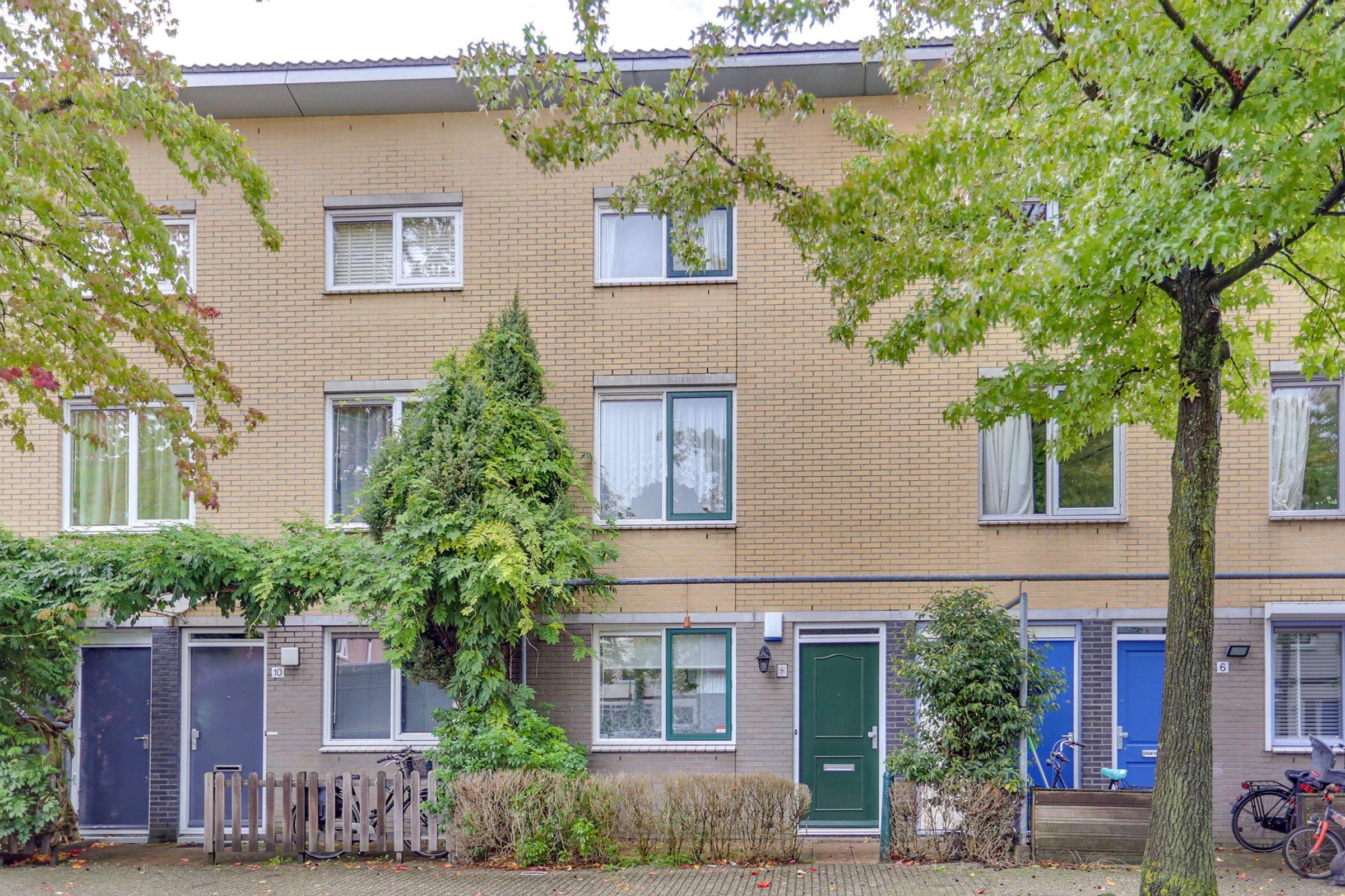 Schaarbeekstraat 8, Amsterdam
