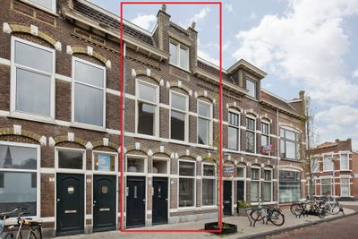 Prins Hendrikplein 4, Leiden