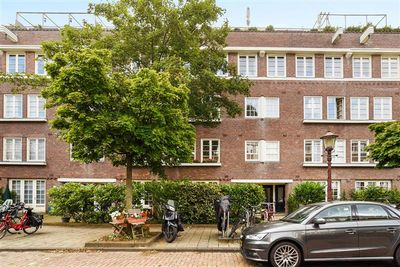 Danie Theronstraat 21, Amsterdam