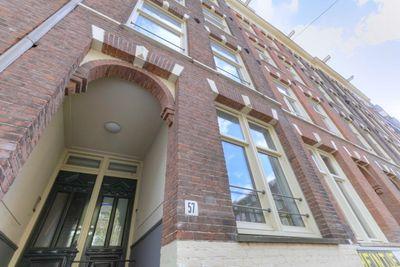 Ten Katestraat 57 H, Amsterdam