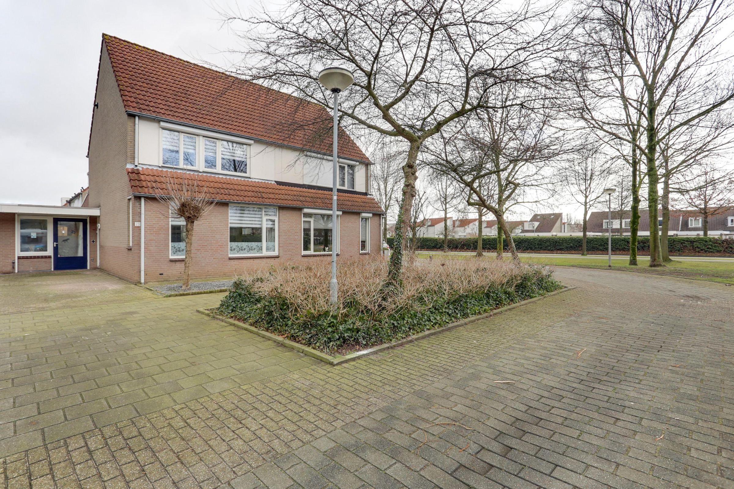 Goeman Borgesiusstraat 23, 's-Hertogenbosch