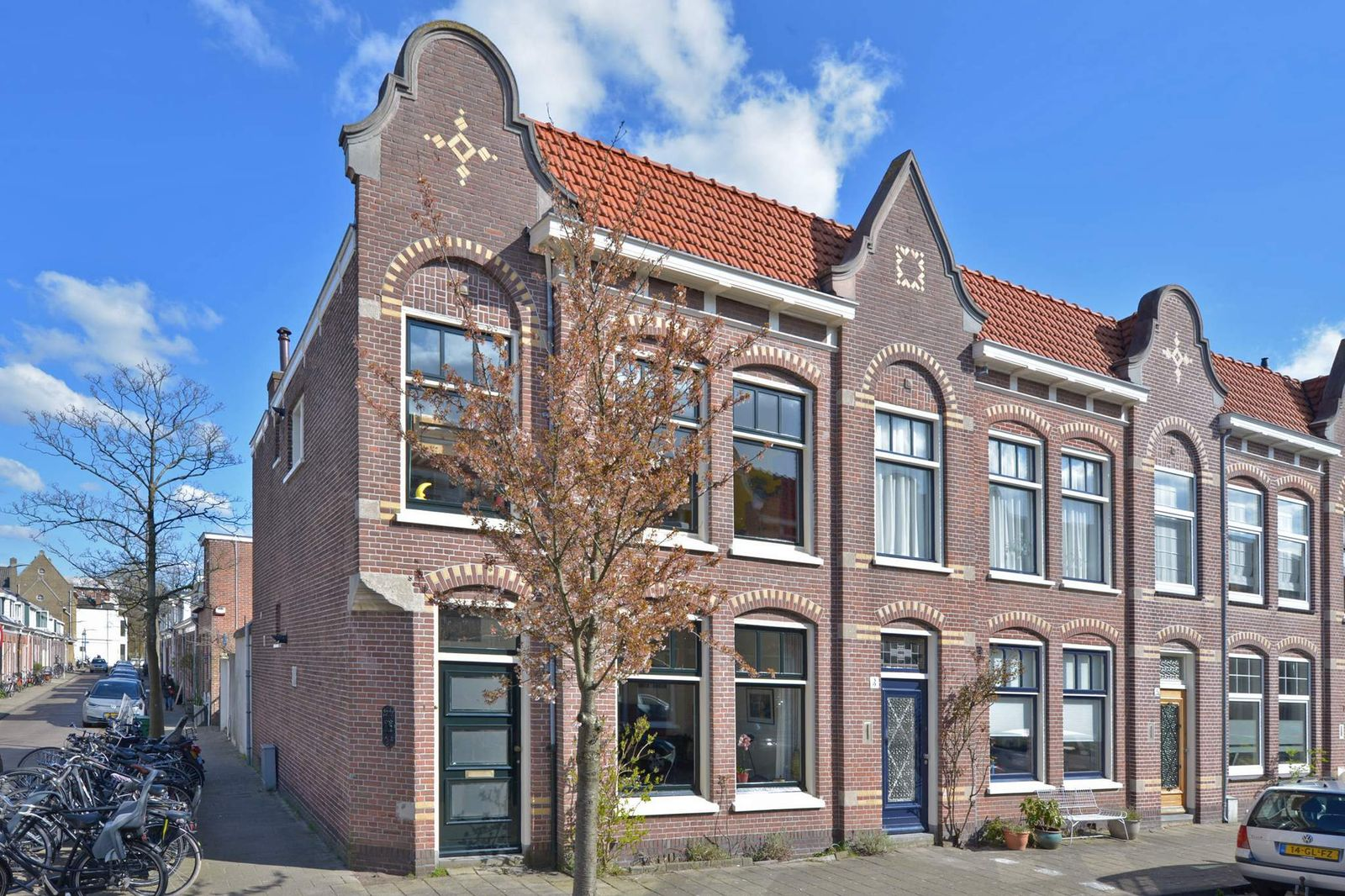 Goltziusstraat 1, Haarlem
