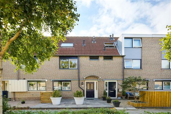 Staakmolenstraat 54, Almere
