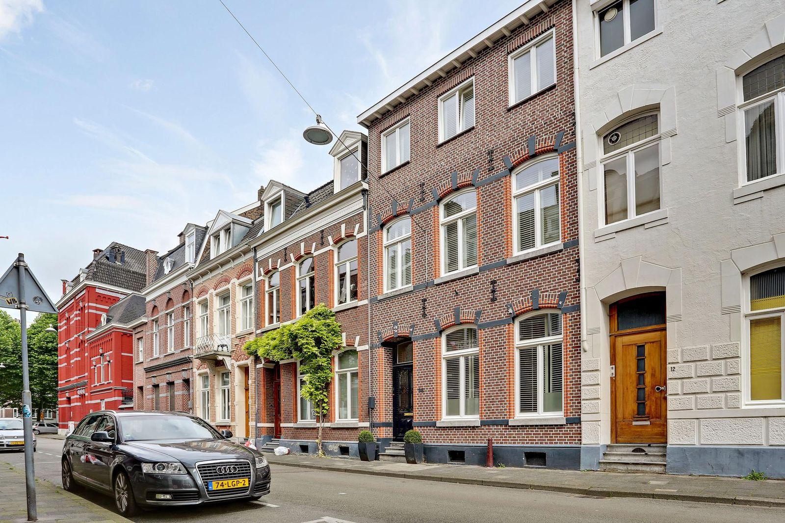 Bourgognestraat 14, Maastricht