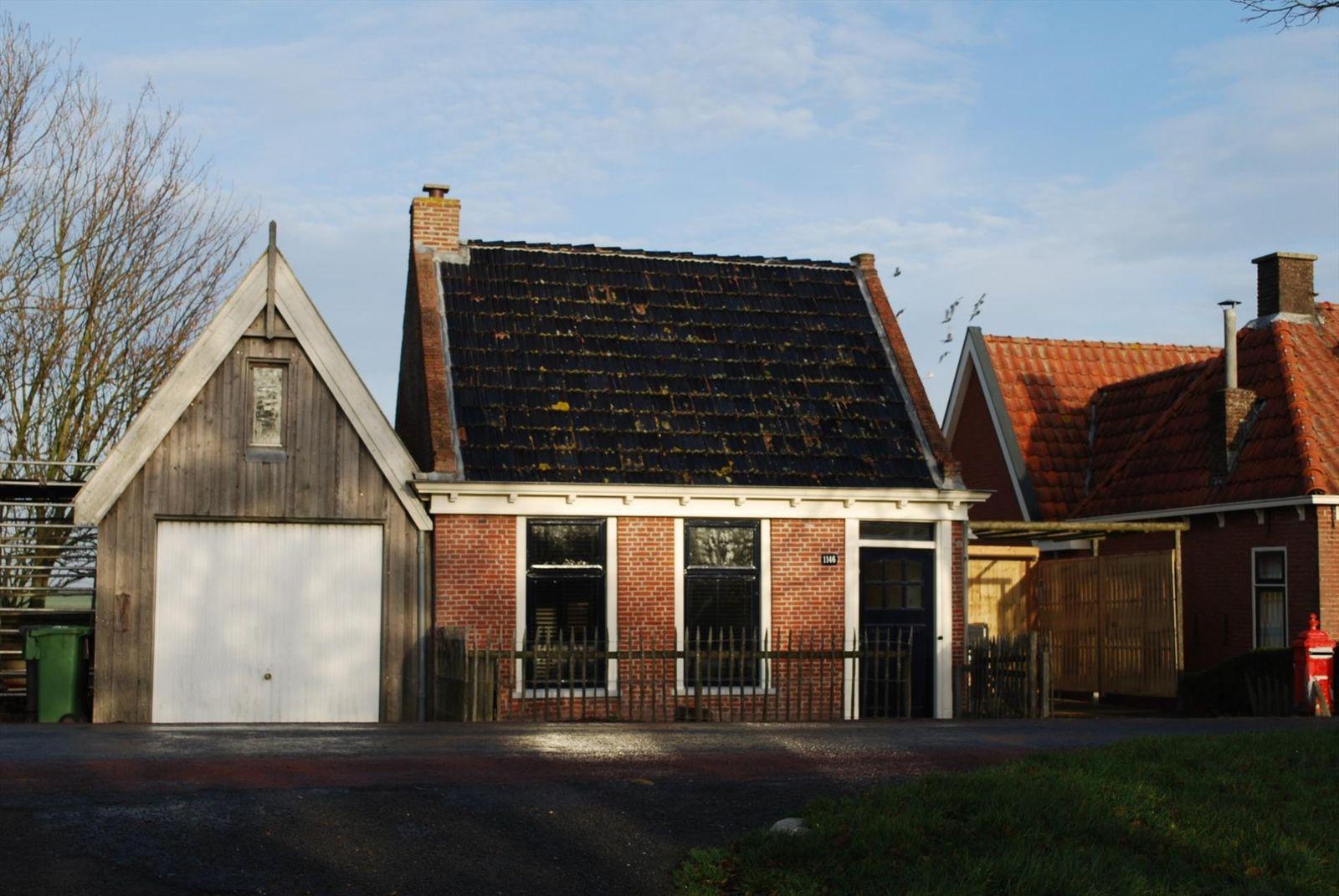 Oudebildtdijk 1146, Westhoek