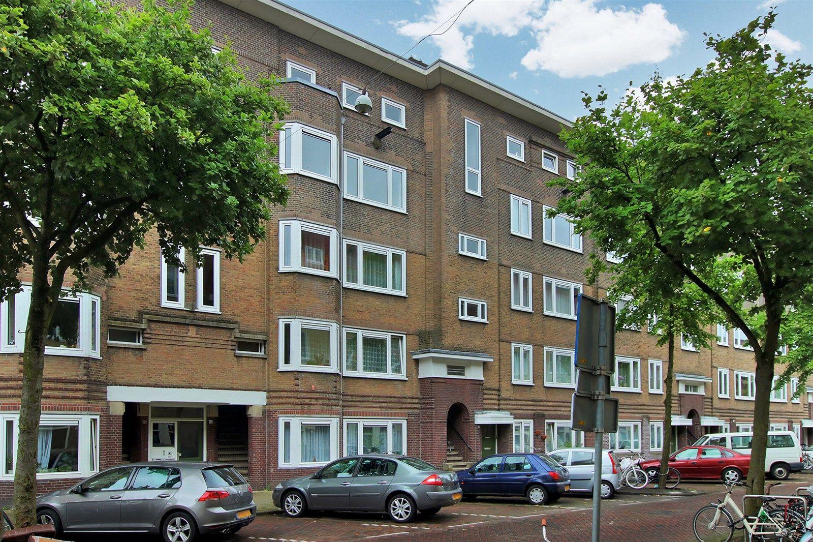 Van Speijkstraat 40-3, Amsterdam