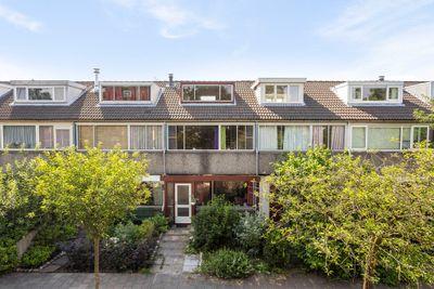 Saffierstraat 74, Leiden