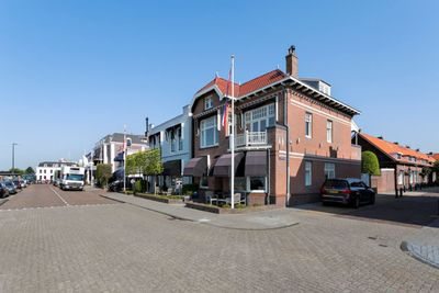 Burg. Van der Lelykade, Maassluis