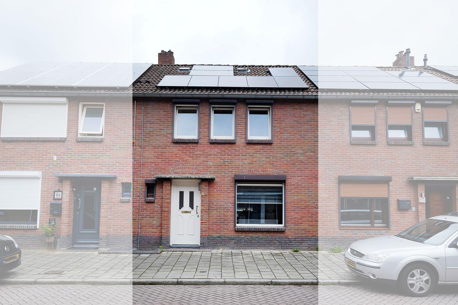 Bongaardstraat 82, Hoensbroek