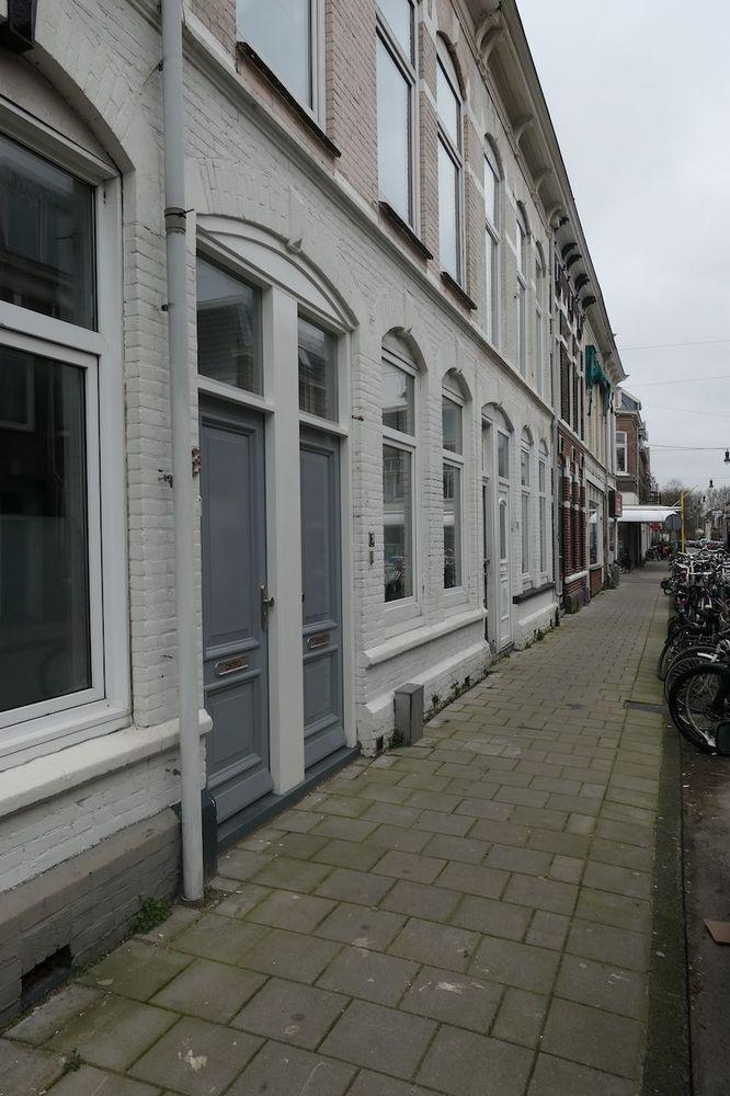 Paul Krugerstraat, Haarlem