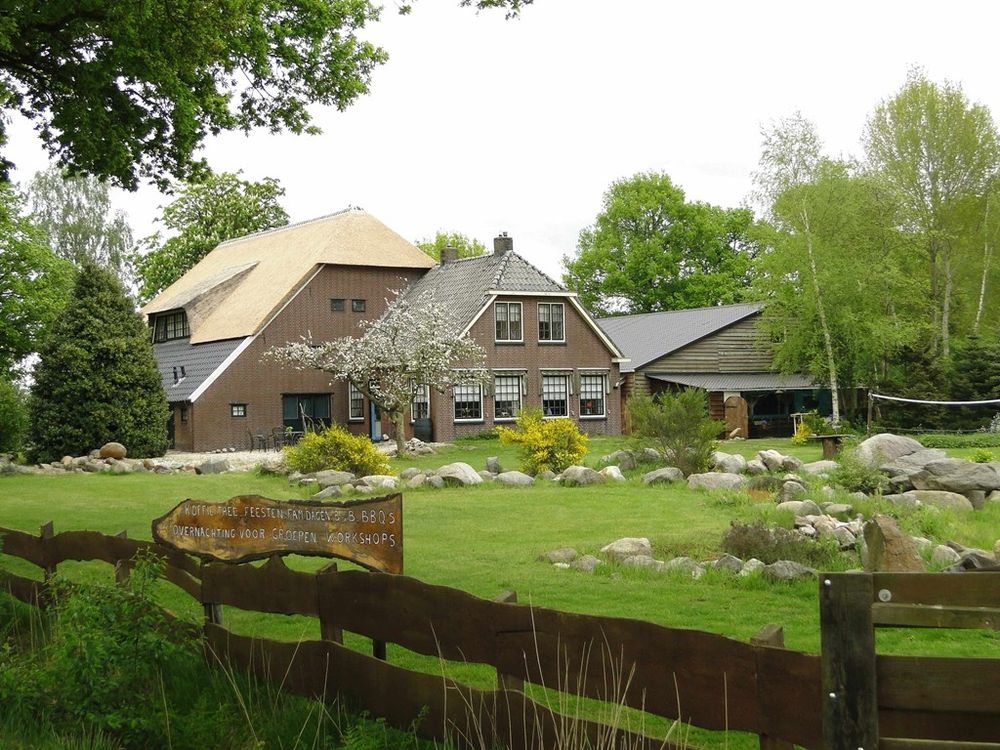 Schapenstreek 5, Ruinen