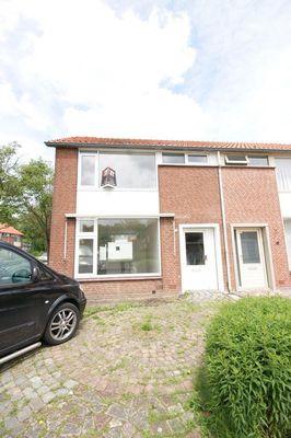 Gilbert van Zinnikstraat, Breda