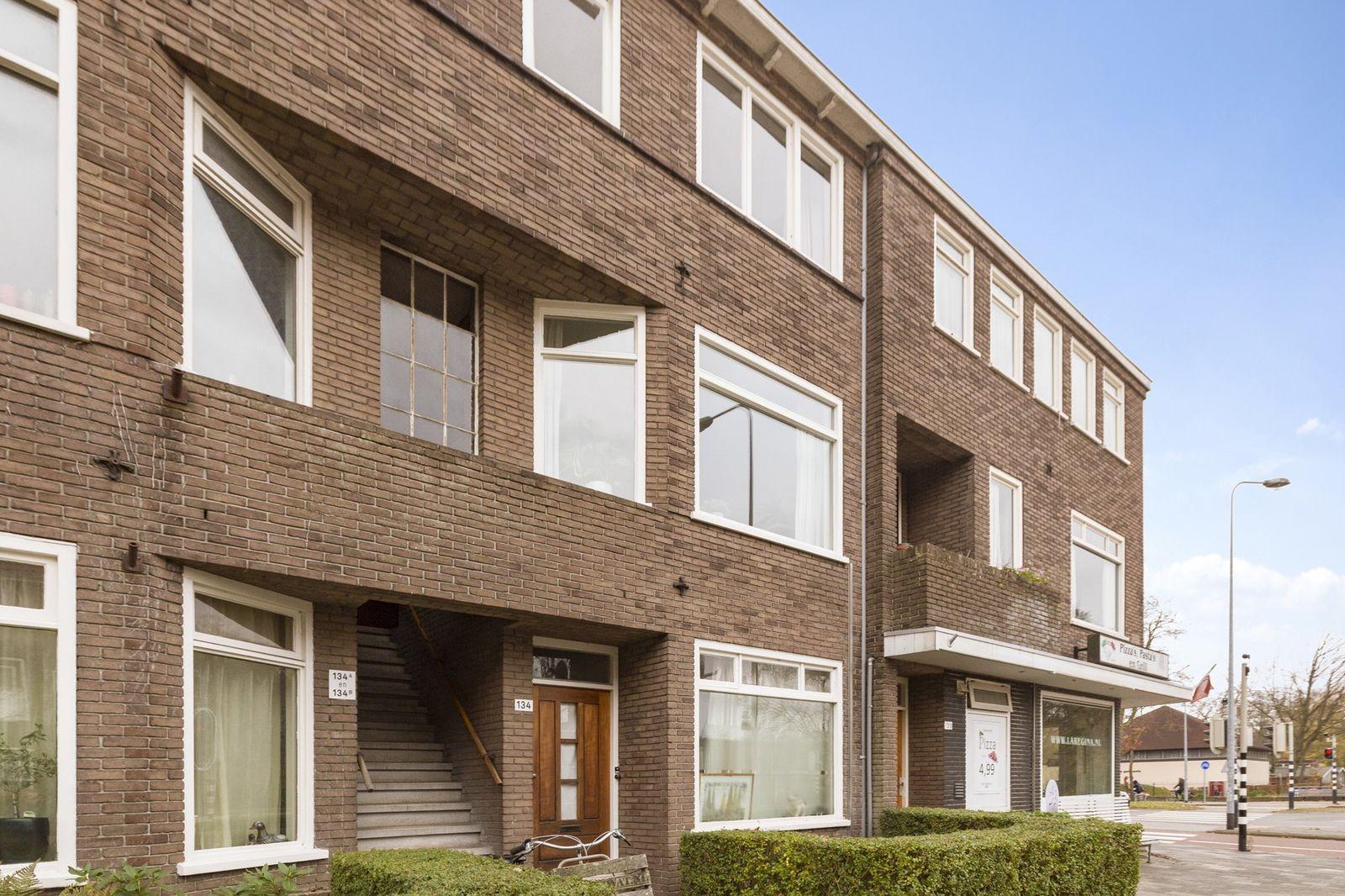 Parkweg 134-b, Groningen