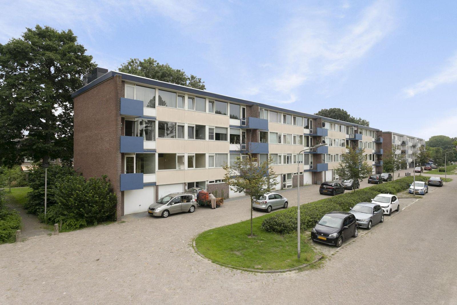 Breitnerlaan 26-B, Roosendaal
